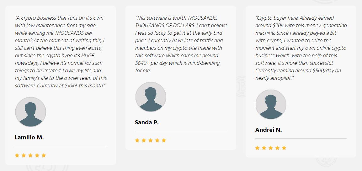 Infinite-Crypto-feedback