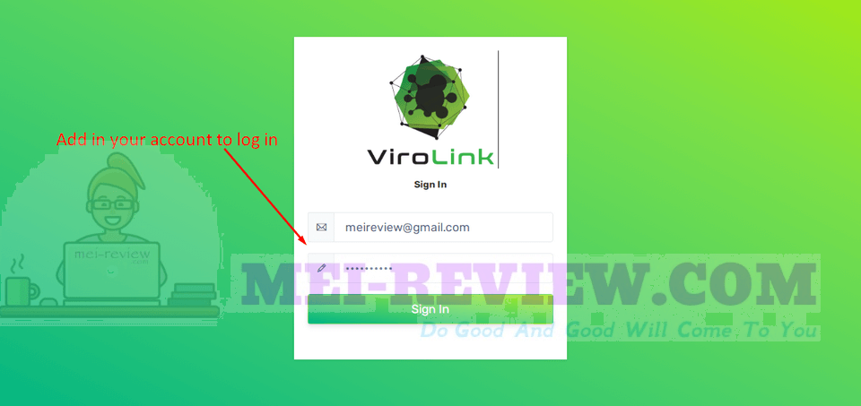ViroLink-demo-1-Enter-your-registered-email-to-log-in-to-the-system