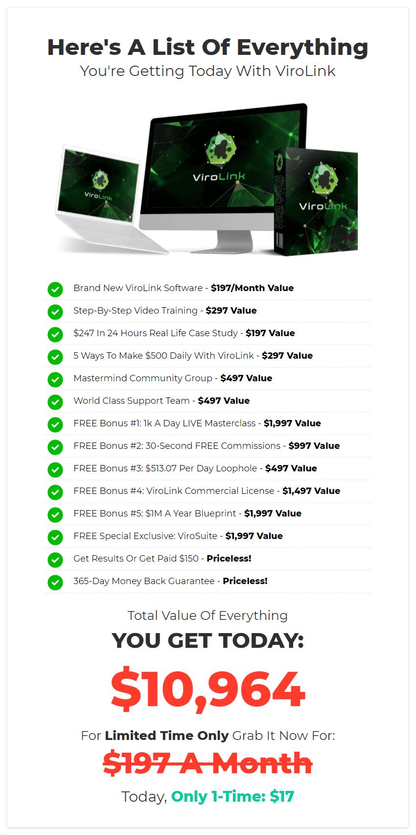 ViroLink-price