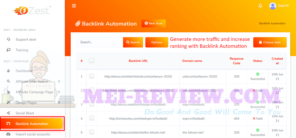 Zest-demo-13-Backlink-Automation-create-blacklinks-which-drive-traffic-to-your-URL