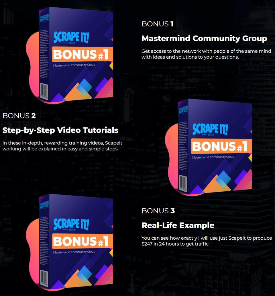 ScrapeIt-bonus