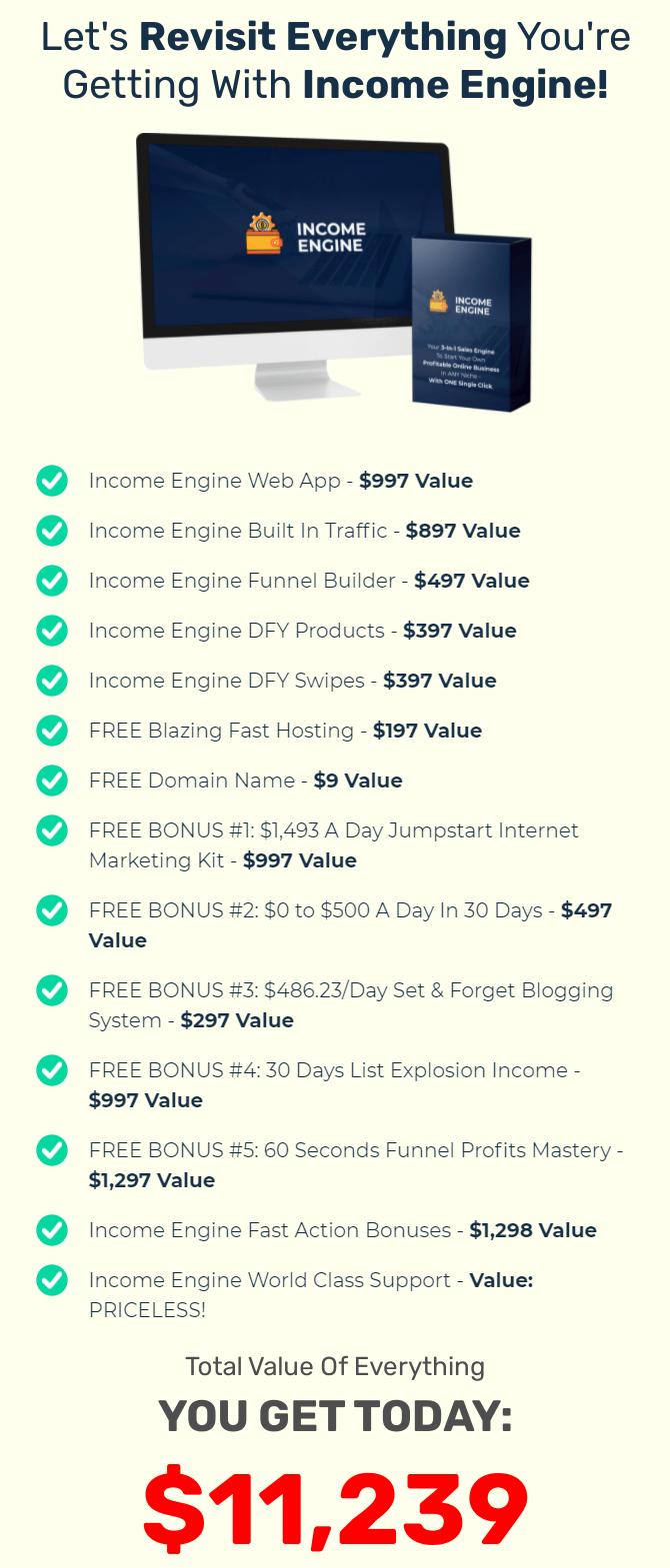 Income-Engine-price
