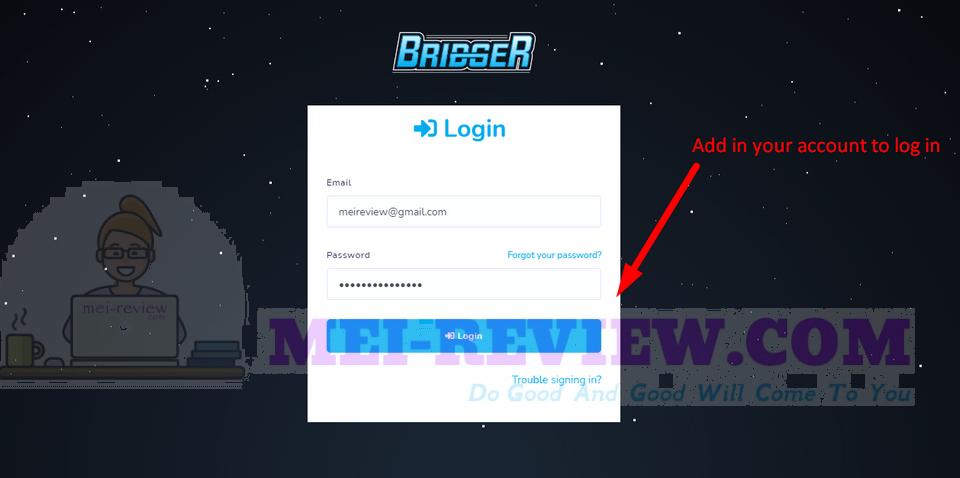 Bridger-software-demo-1-log-in
