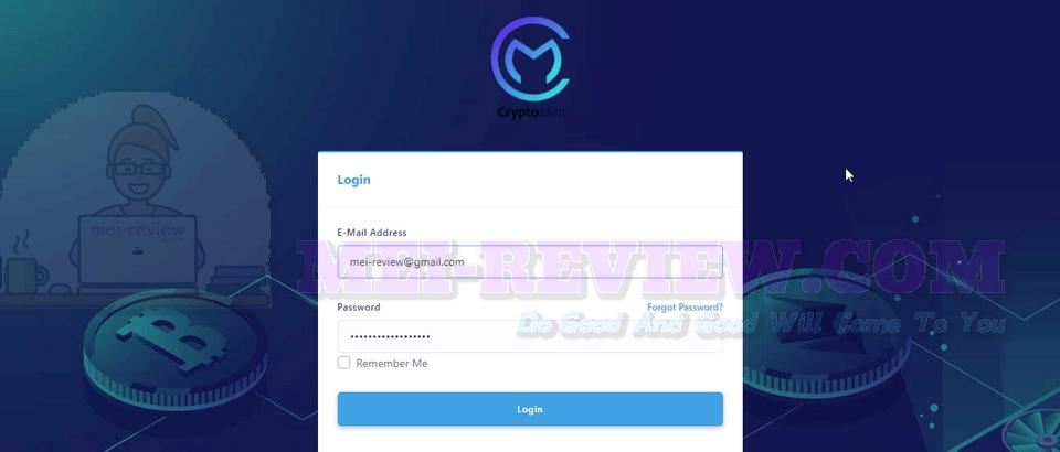 CryptoMint-Demo-1-login