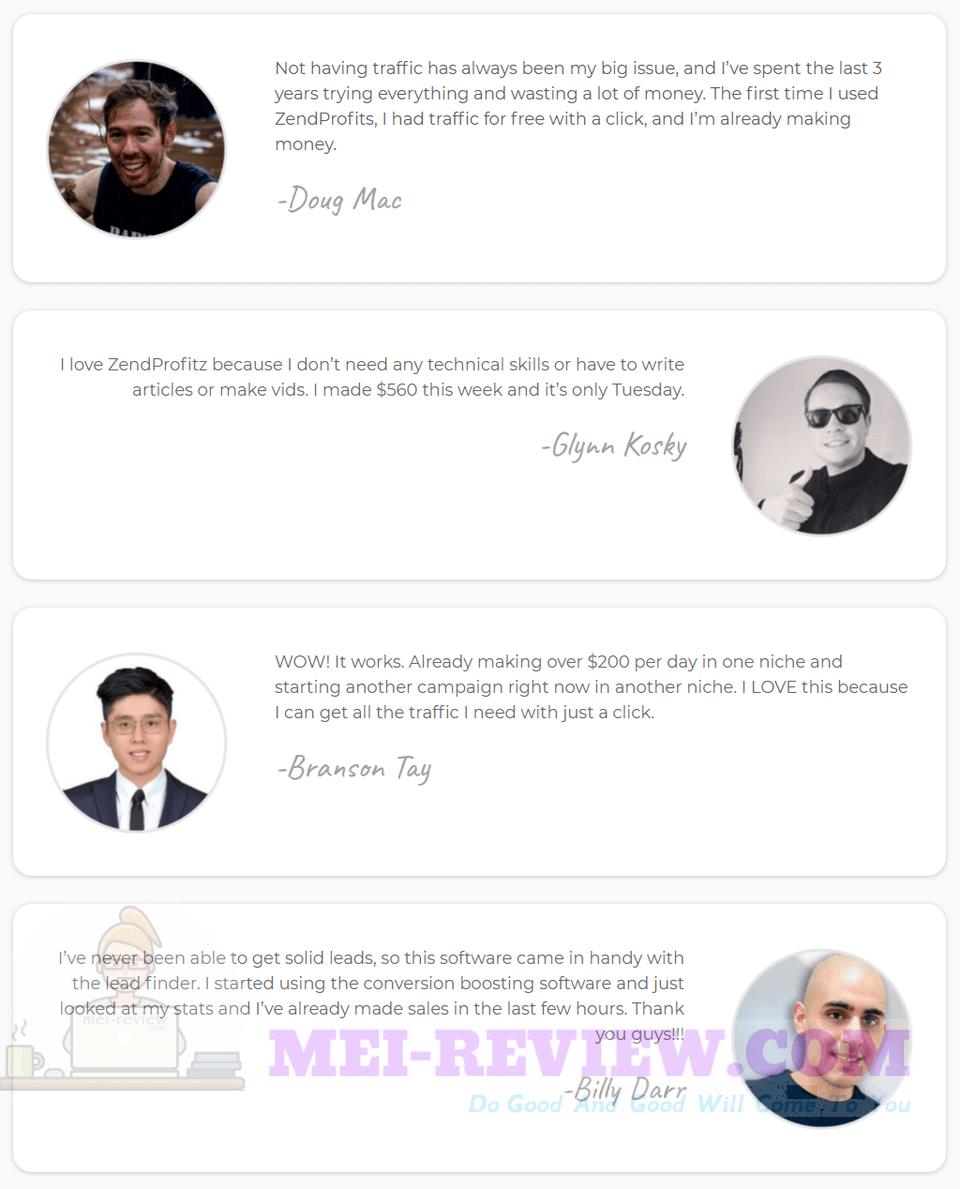 ZendProfitz-feedback