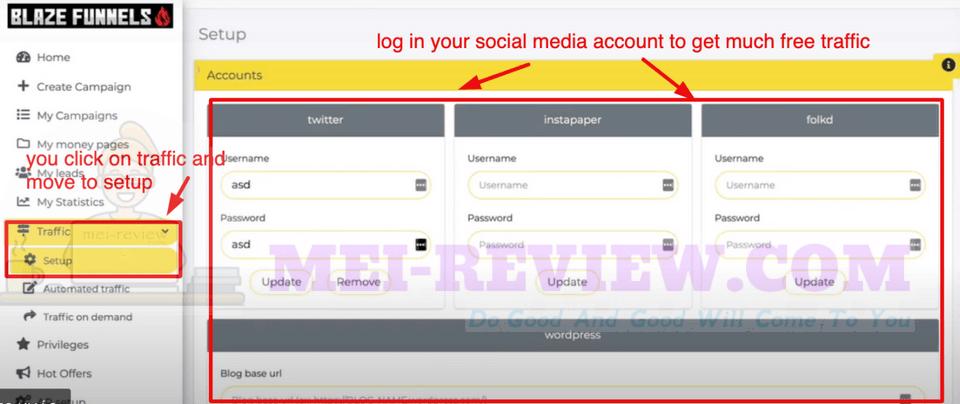 Blaze-Funnels-demo-12-linked-to-many-social-media-platforms