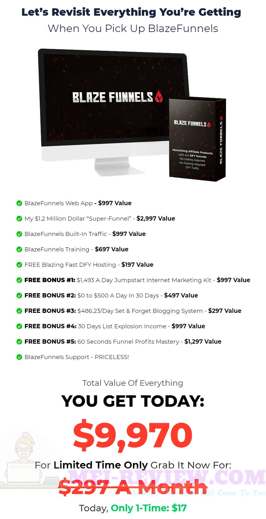 Blaze-Funnels-price