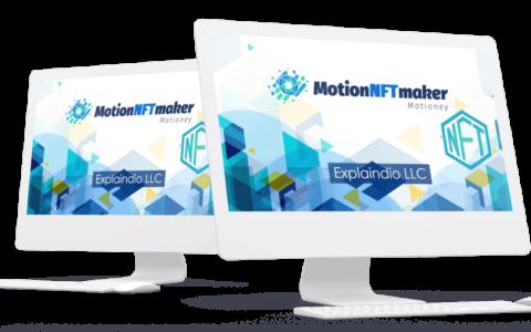 MotionNFTmaker-Motioney-Review