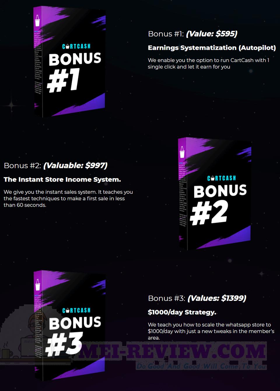 CartCash-bonus