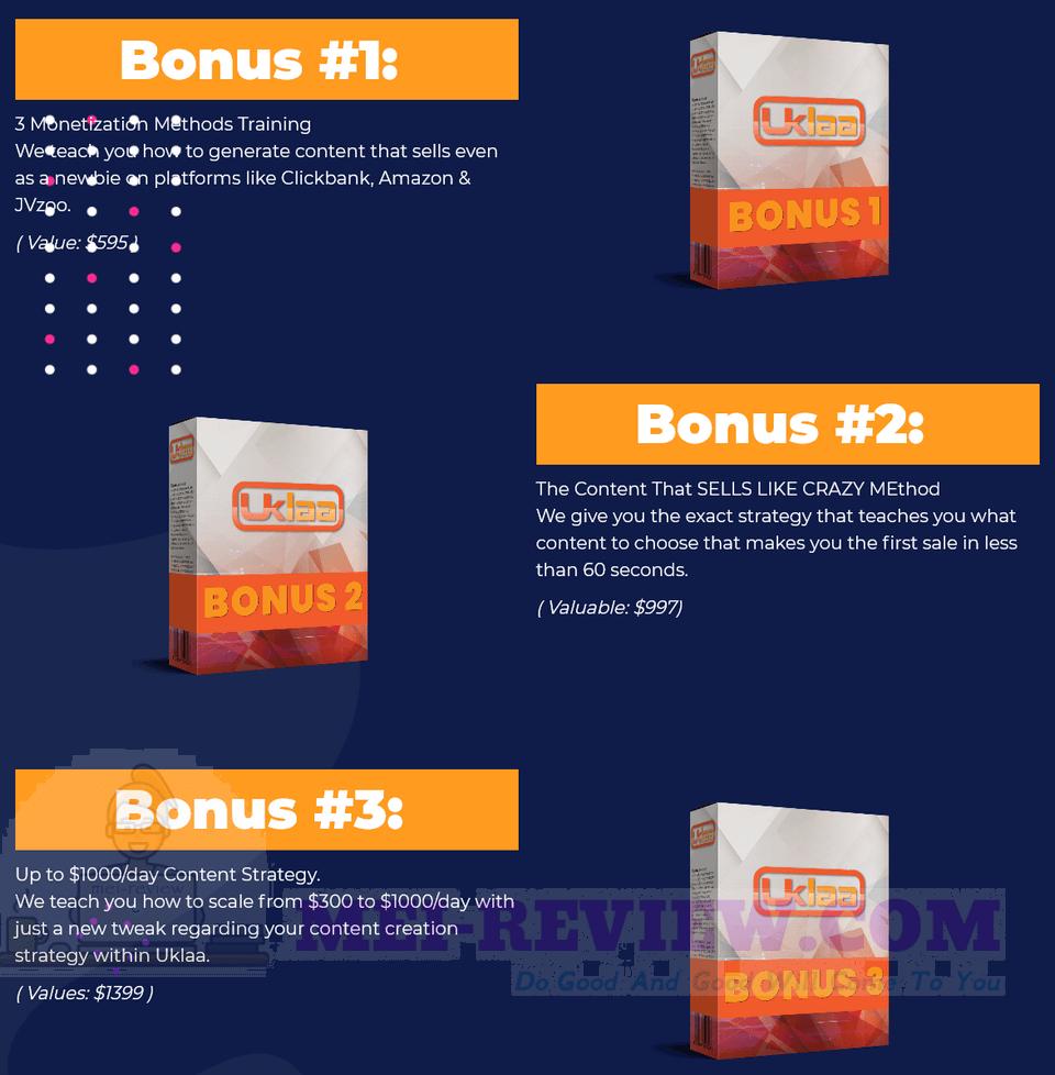 Uklaa-bonus