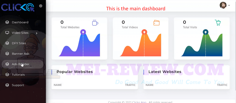 Clicko-demo-2-dashboard