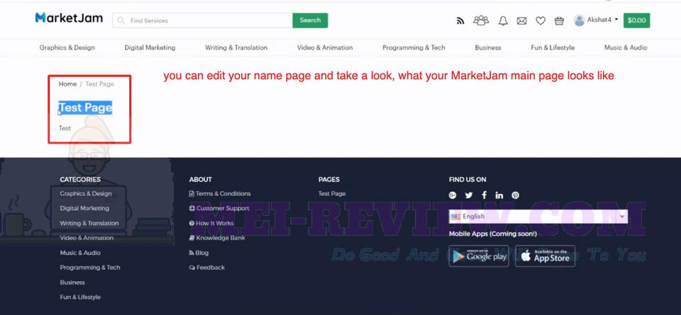 MarketJam-demo-10-Pages