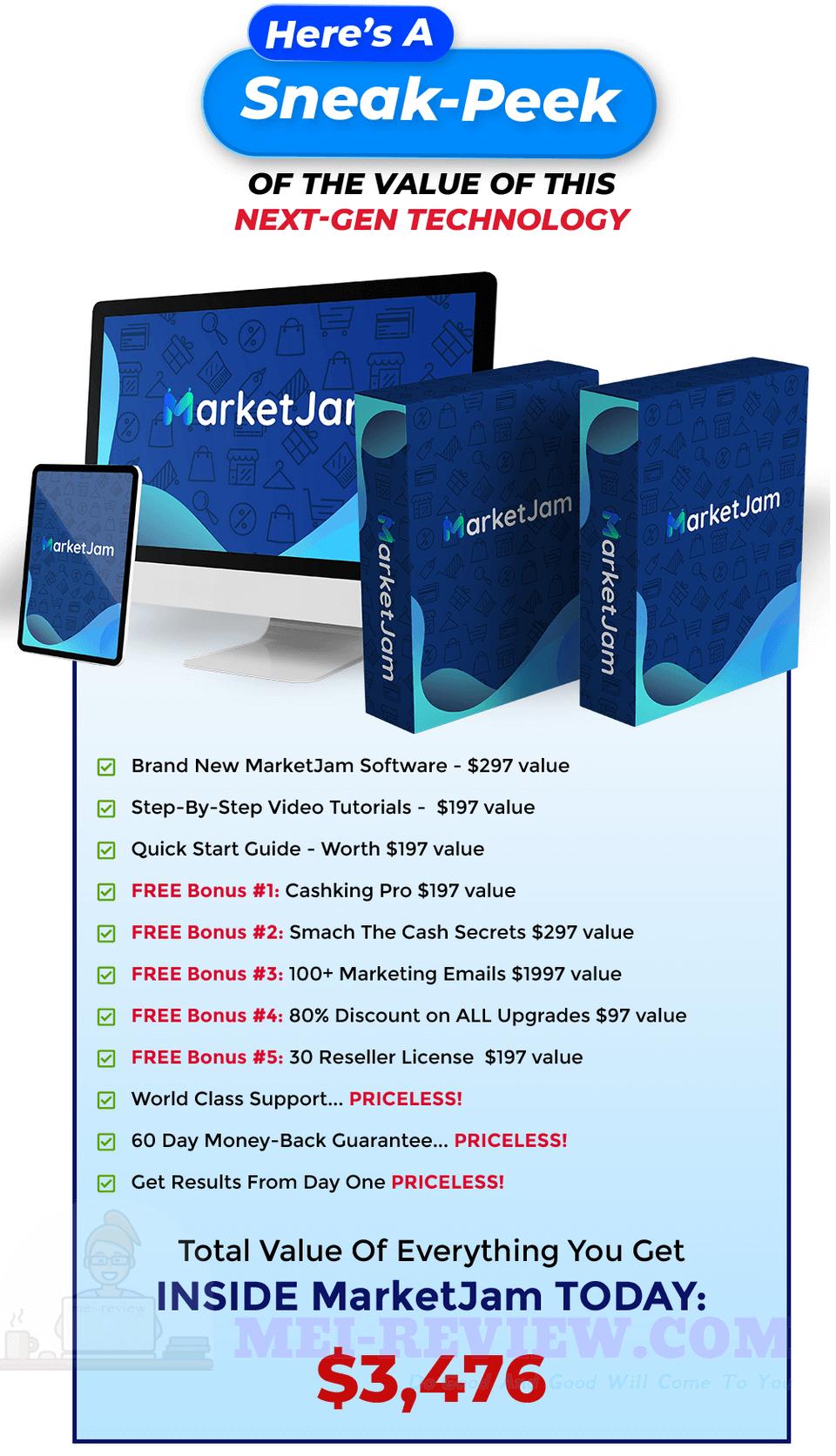 MarketJam-price