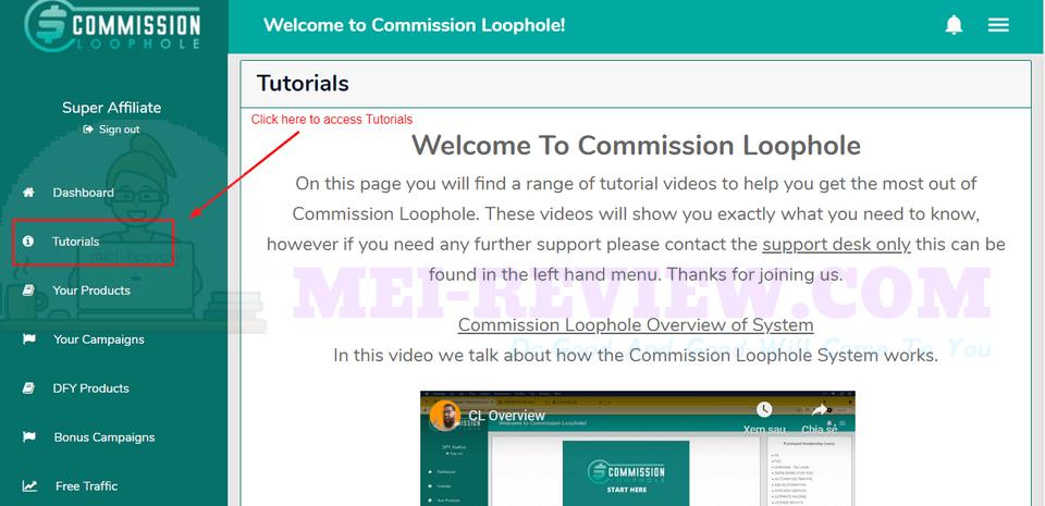 Commission-Loophole-Demo-3-tutorials