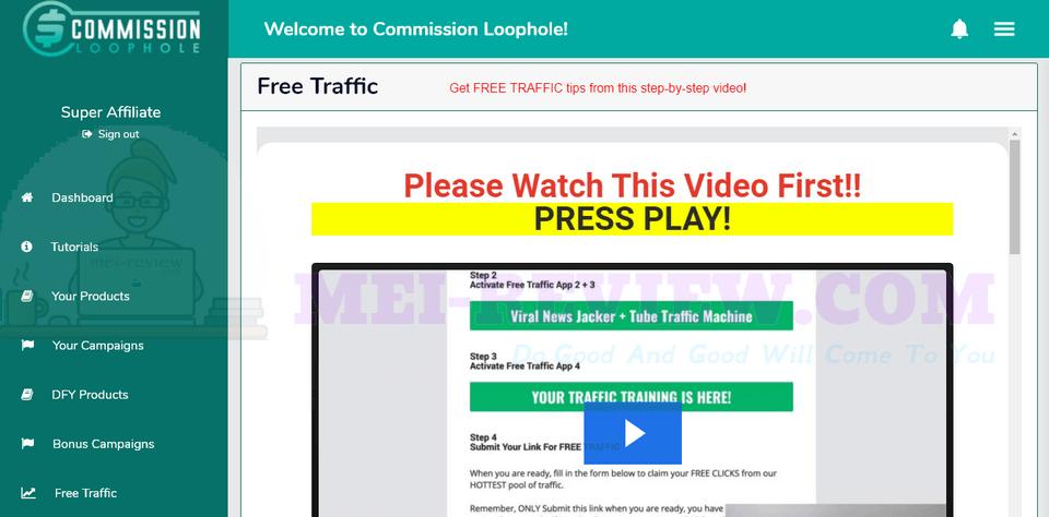 Commission-Loophole-Demo-10-get-free-traffic