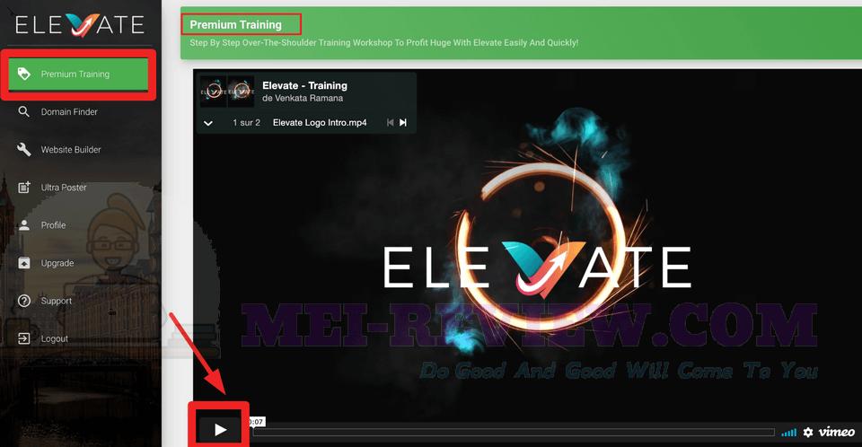 Elevate-demo-9-training-video