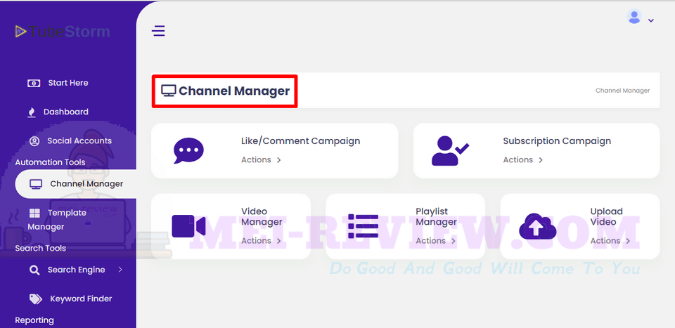 TubeStorm-demo-5-Channel-Manager