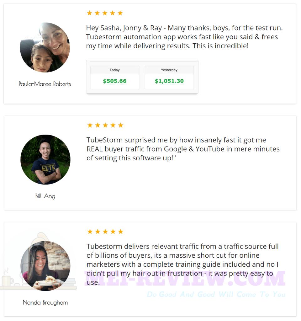 TubeStorm-feedback