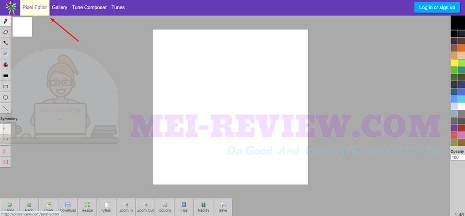 Pixel-Editor