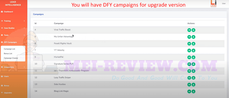 Lead-Intelligence-demo-13-DFY-Campaigns