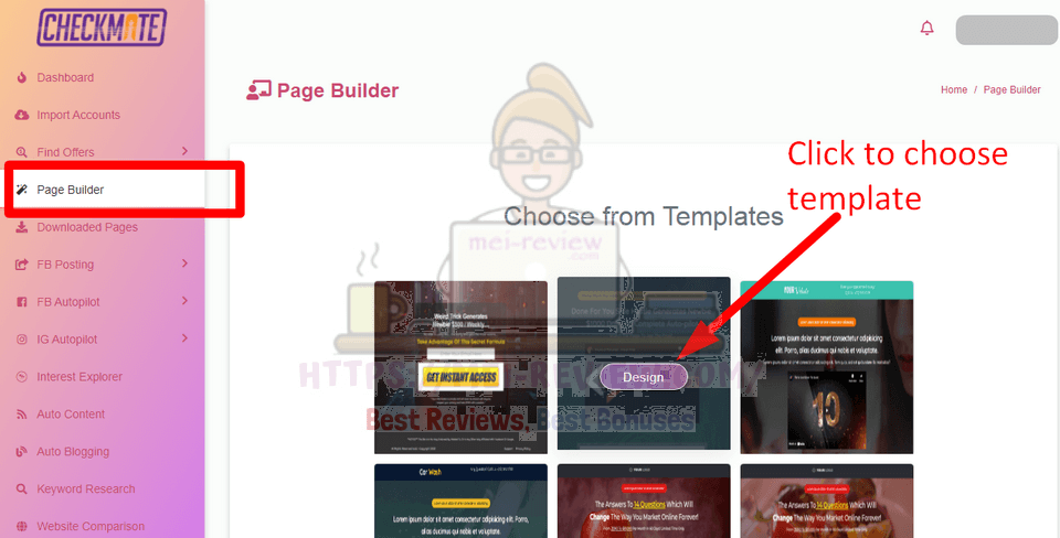 CheckMate-demo-4-Page-Builder