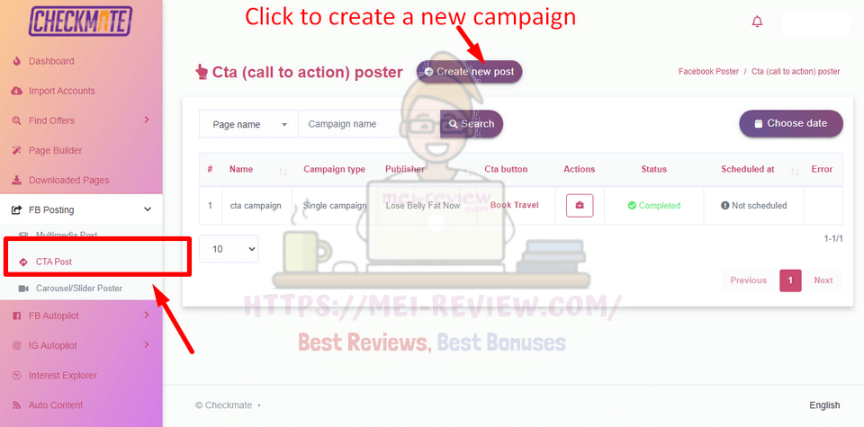 CheckMate-demo-11-Create-new-post