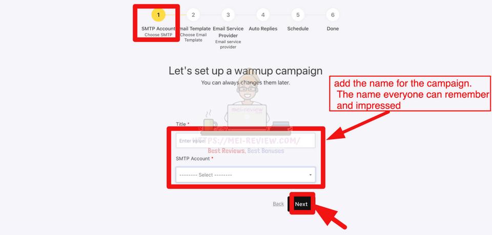 FireList-demo-10-Create-Auto-Warmup-Campaign-List