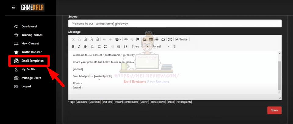 GameKala-demo-10-Email-Templates