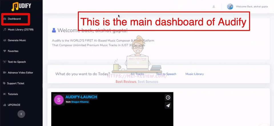 Audify-Demo-1-dashboard