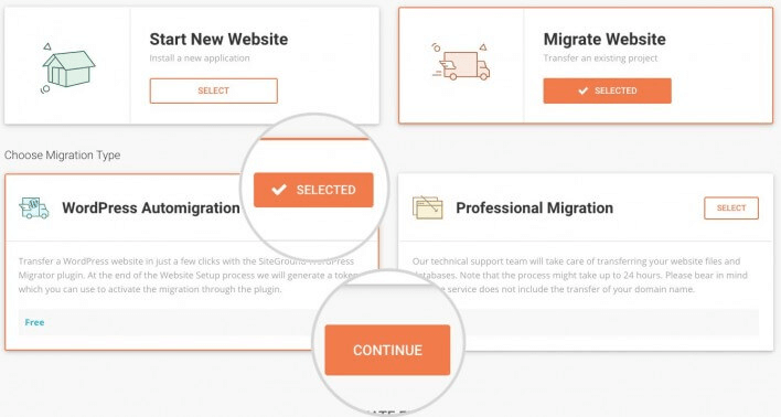 Hostzign-feature-7-Free-Migration-Support