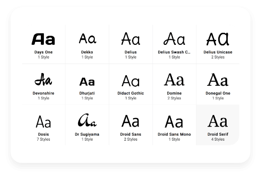 ClipsReel-Feature-6-fonts-library
