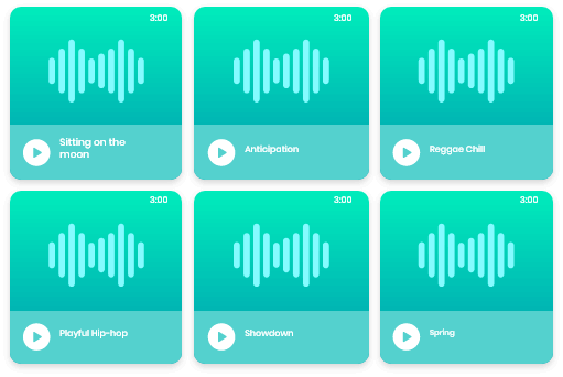 ClipsReel-Feature-5-music-library