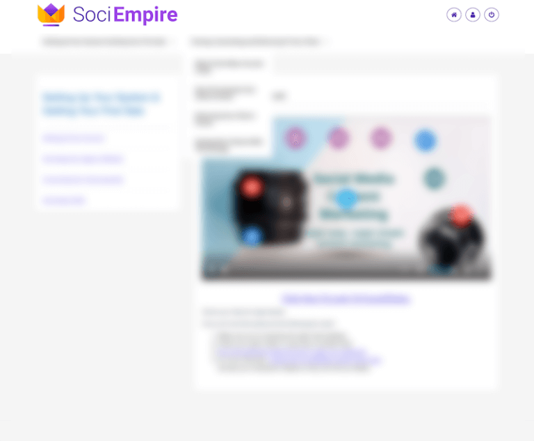 SociEmpire-feature-3-Step-By-Step-Video-Training