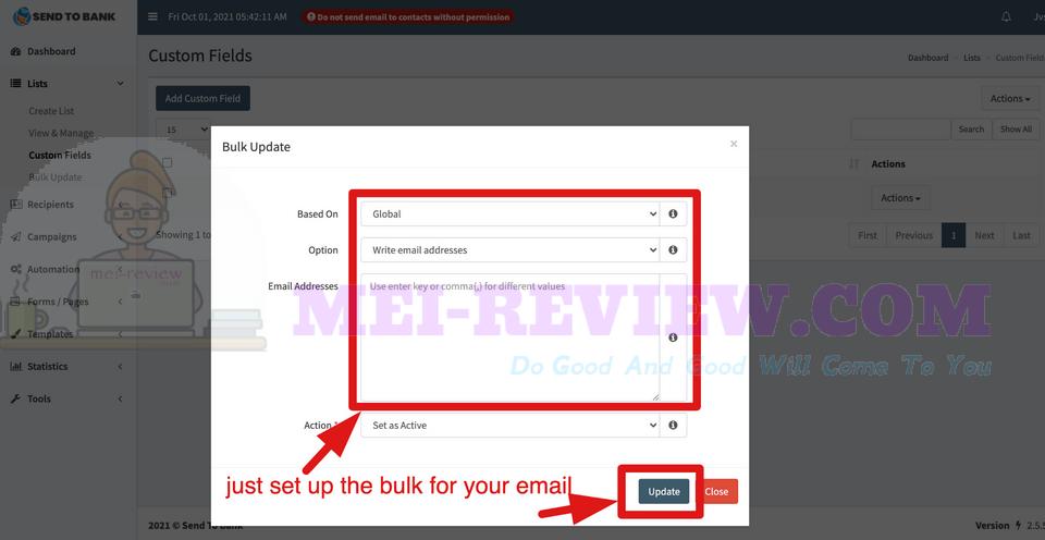 Send-To-Bank-demo-5-Update-bulk